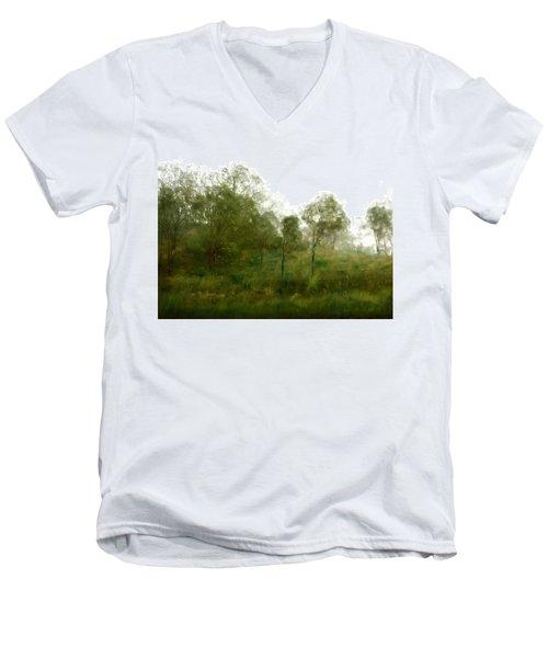 Wind Storm Men's V-Neck T-Shirt
