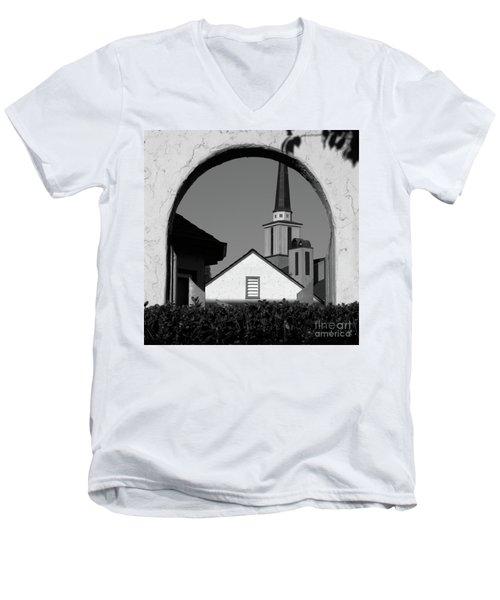 Window Arch Men's V-Neck T-Shirt