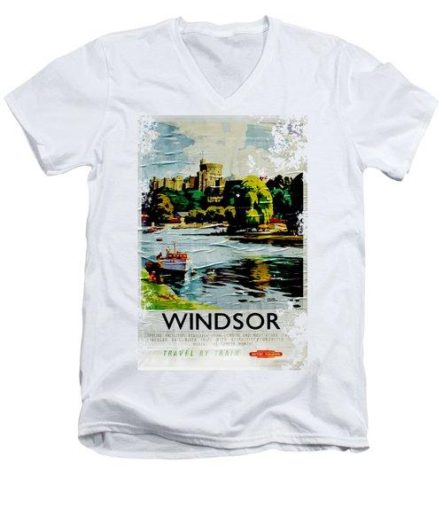 Windsor Men's V-Neck T-Shirt