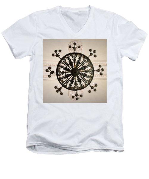 Winter Palace 3 Men's V-Neck T-Shirt