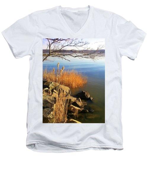 Winter Water Men's V-Neck T-Shirt