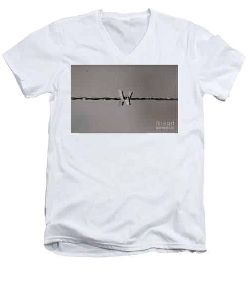 Winter Wire Men's V-Neck T-Shirt
