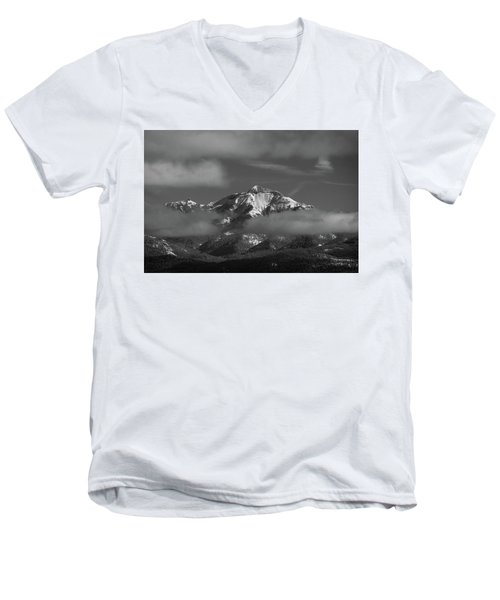 Winter's Window Men's V-Neck T-Shirt