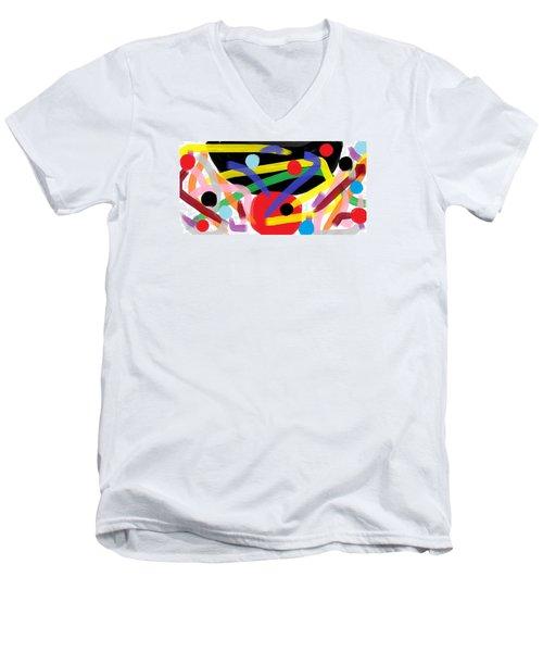 Wish - 22 Men's V-Neck T-Shirt