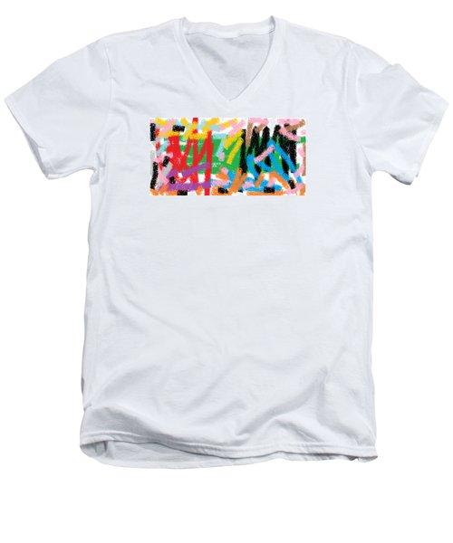 Wish - 28 Men's V-Neck T-Shirt