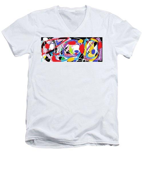 Wish - 43 Men's V-Neck T-Shirt