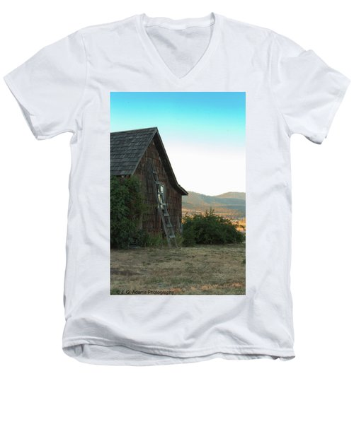 Wood House Men's V-Neck T-Shirt