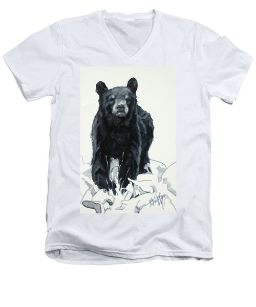 Yearling Men's V-Neck T-Shirt