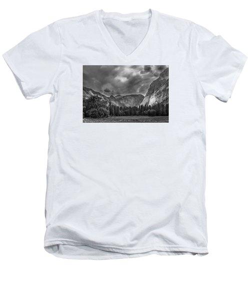 Yosemite Meadows Men's V-Neck T-Shirt