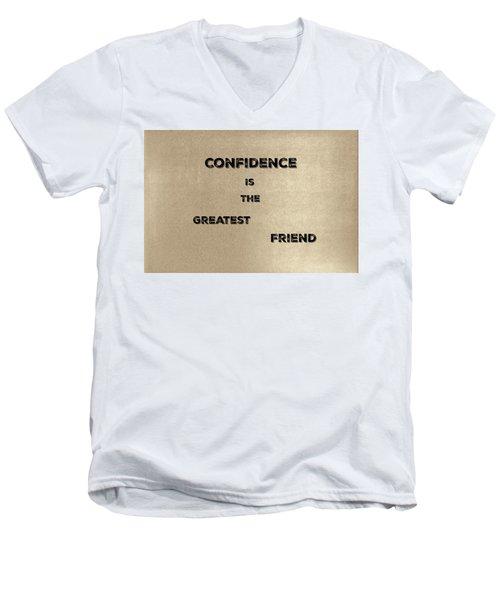 Your Friend Men's V-Neck T-Shirt