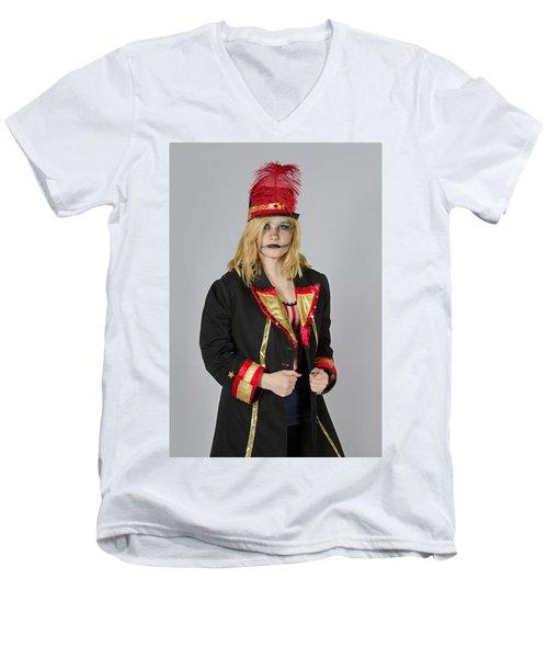 Z Men's V-Neck T-Shirt
