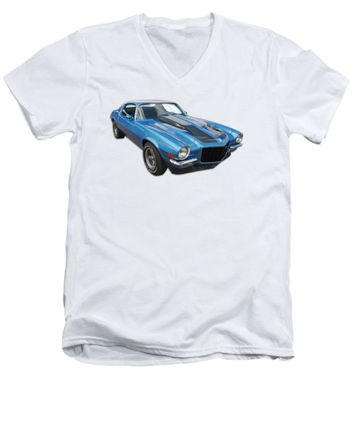 Z28 Camaro Men's V-Neck T-Shirt
