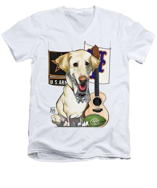 Zito 3296 Men's V-Neck T-Shirt