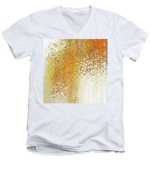 1 Corinthians 15 57. Our Victory Men's V-Neck T-Shirt