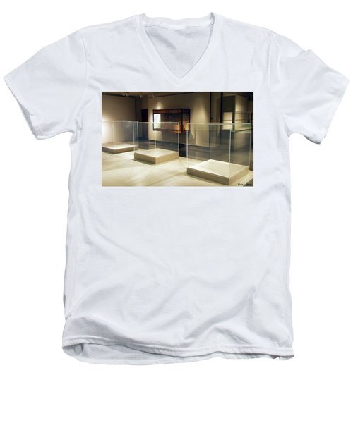 The Art Of Nothing Men's V-Neck T-Shirt