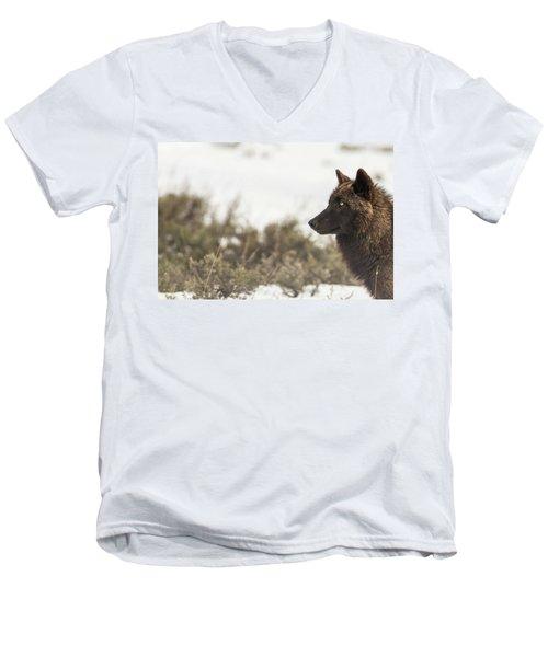 W15 Men's V-Neck T-Shirt