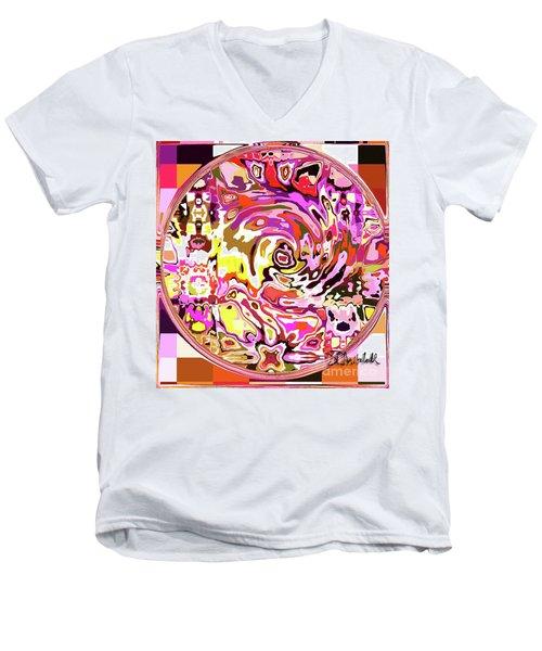1538507305 Men's V-Neck T-Shirt
