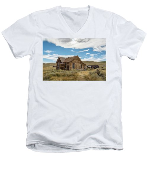 Bodie California Men's V-Neck T-Shirt