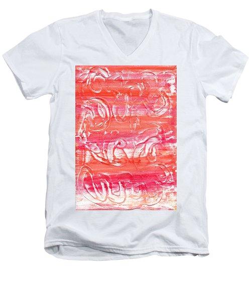 71 Rapsody Men's V-Neck T-Shirt