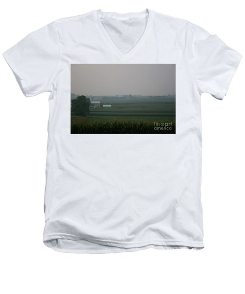 8-16-2005img1758a Men's V-Neck T-Shirt