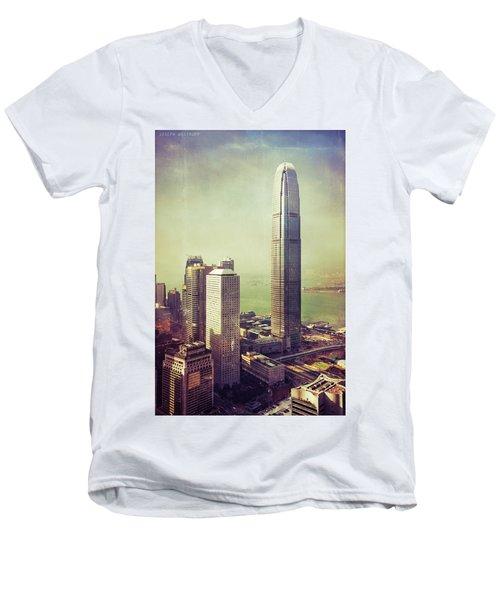 88 Floors Men's V-Neck T-Shirt