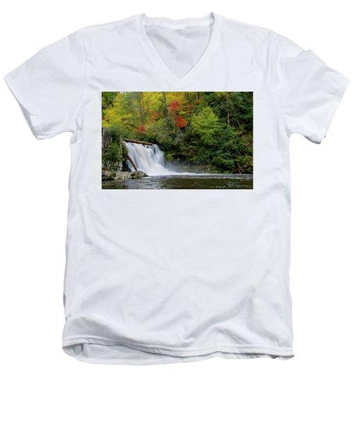 Abrams Falls Men's V-Neck T-Shirt