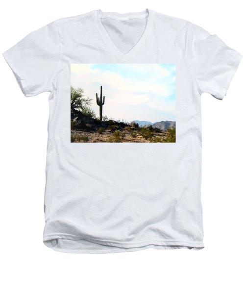 Airizona Home Sweet Home Men's V-Neck T-Shirt