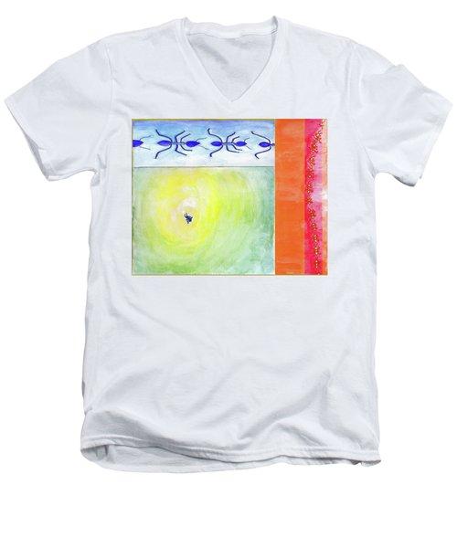 Ants Men's V-Neck T-Shirt