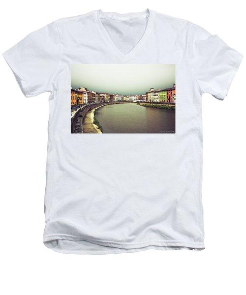 Arno Men's V-Neck T-Shirt