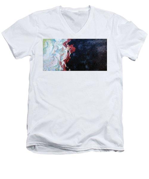 Atmospheric Shift Men's V-Neck T-Shirt