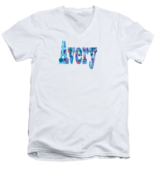 Avery Men's V-Neck T-Shirt