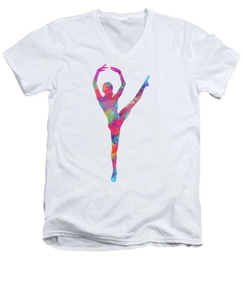 Ballet Canvas Print, Photographic Print, Art Print, Framed Print, Greeting Card, Iphone Case, Men's V-Neck T-Shirt