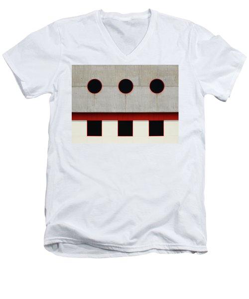 Baltimore Windows Men's V-Neck T-Shirt