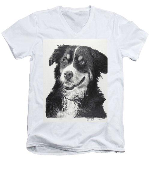 Beloved Men's V-Neck T-Shirt