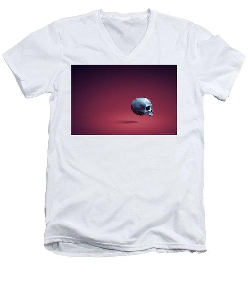 Blue Shell Men's V-Neck T-Shirt