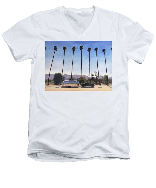 California Honeymoon Men's V-Neck T-Shirt