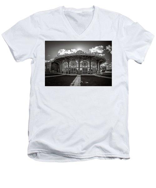 Carousel House Men's V-Neck T-Shirt