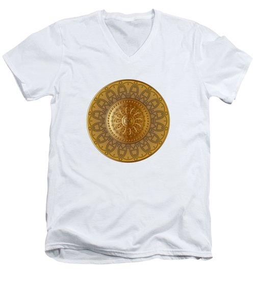 Circumplexical No 3535 Men's V-Neck T-Shirt