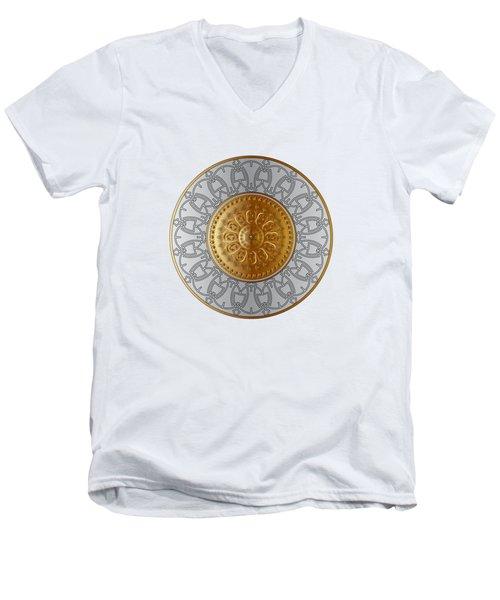 Circumplexical No 3536 Men's V-Neck T-Shirt