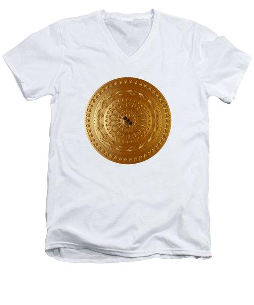 Circumplexical No 3635 Men's V-Neck T-Shirt