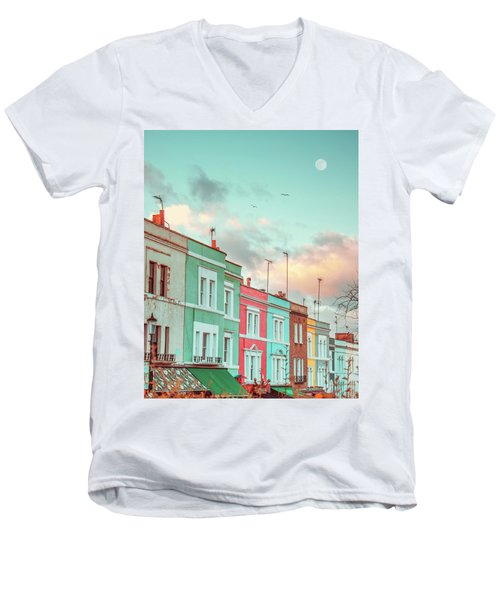 Cleo Men's V-Neck T-Shirt