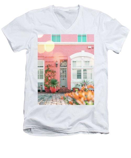 Corliss Men's V-Neck T-Shirt