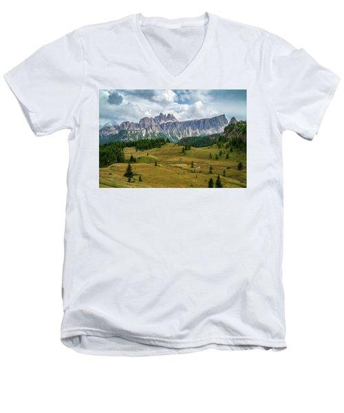 Croda Da Lago Men's V-Neck T-Shirt