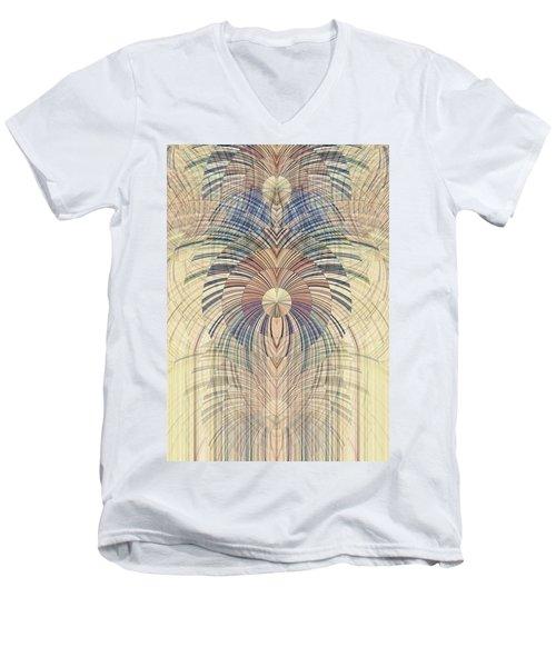Deco Wood Men's V-Neck T-Shirt