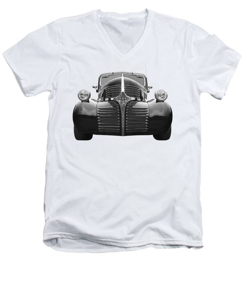 Dodge Truck 1947 Men's V-Neck T-Shirt