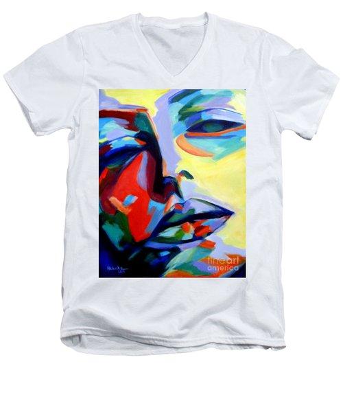 Drifting Into A Dream Men's V-Neck T-Shirt
