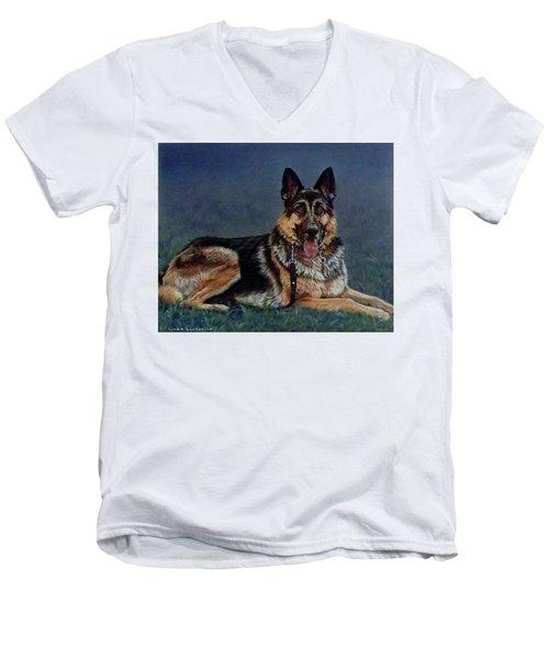 Duke Men's V-Neck T-Shirt