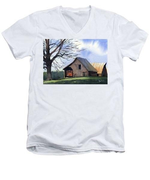 Early Light Men's V-Neck T-Shirt