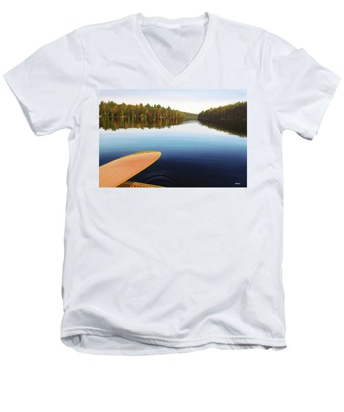 Emotional Rescue Men's V-Neck T-Shirt
