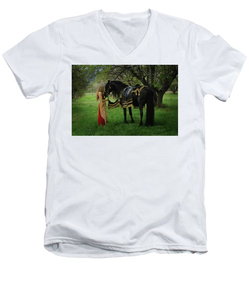 Fairytale  Men's V-Neck T-Shirt